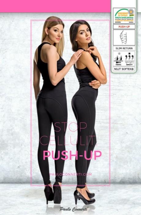 Παντελόνι-Push Up-Κολάν