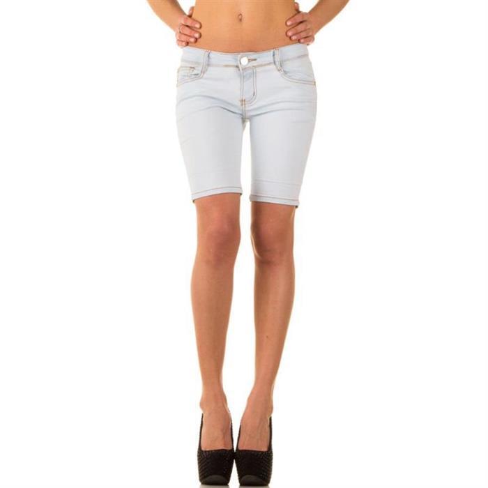 Γυναικεία jean σορτς βερμούδα